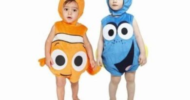 Findet Nemo… das süßeste Kostüm ever