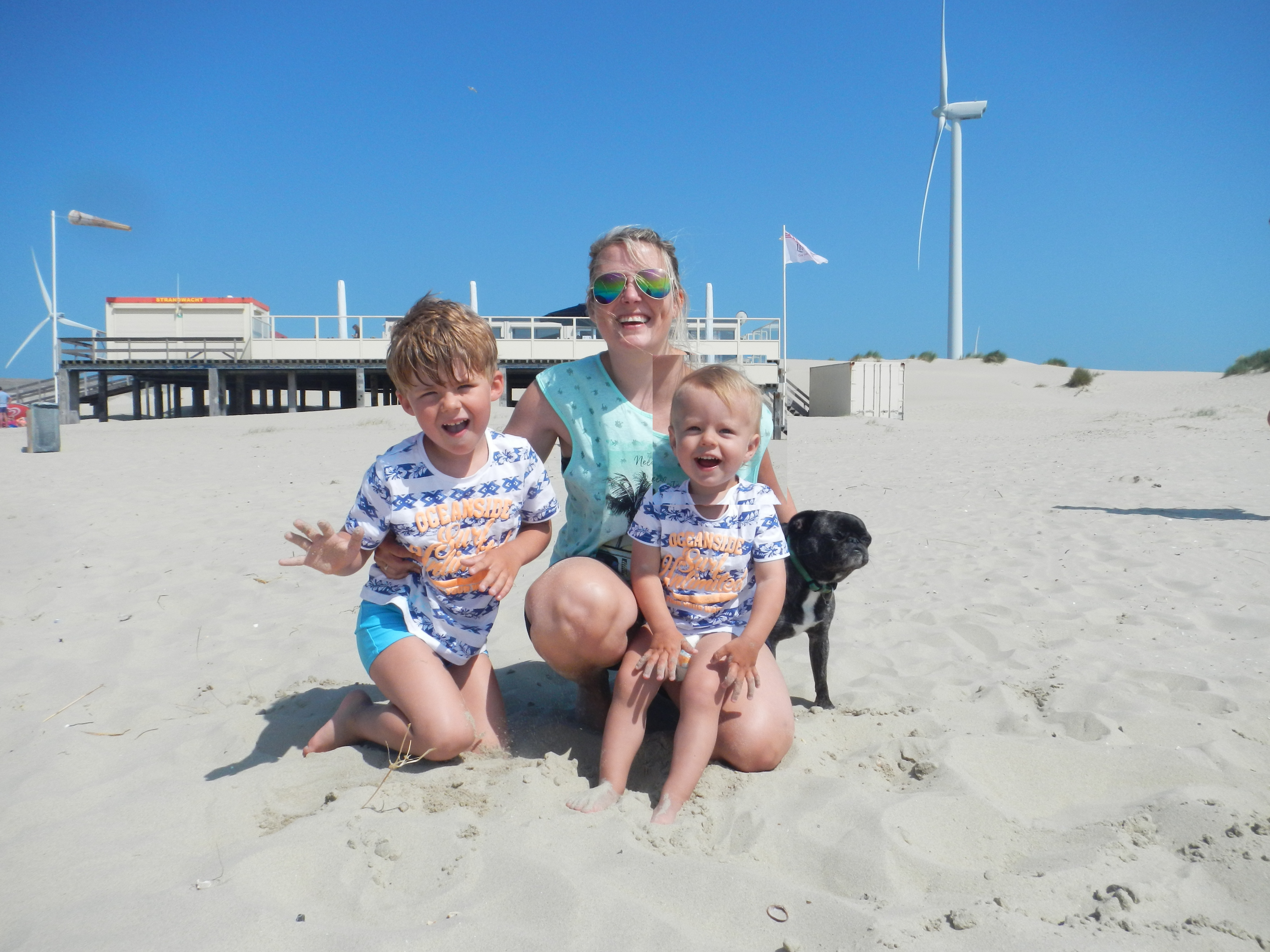 Strandsaison ist gestartet
