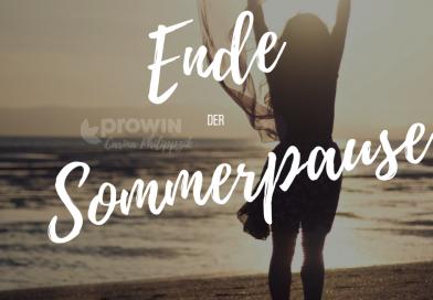 Sommerpause ist vorbei